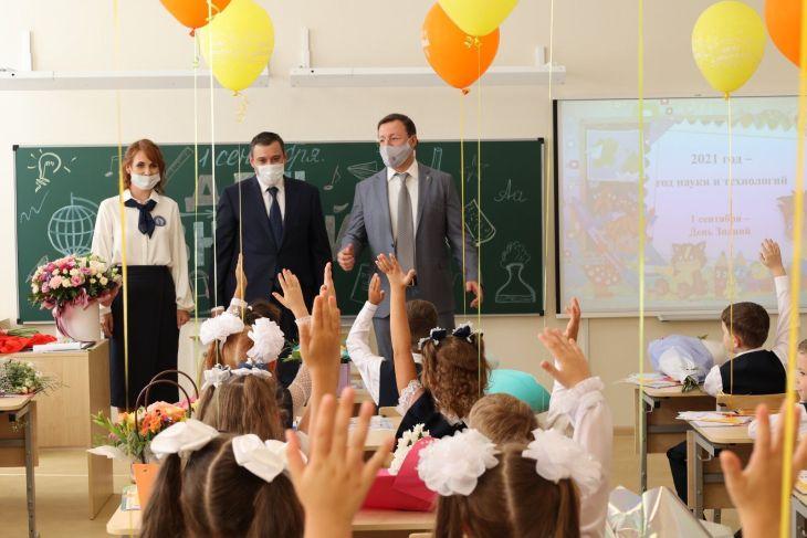 На Пятой просеке открыли новую школу №26