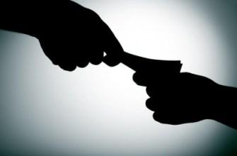 В Самарской области замначальника отдела полиции подозревается в получении взятки