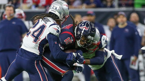 Patriots-Texans Top Takeaways: How Stephon Gilmore Fared Vs. DeAndre Hopkins