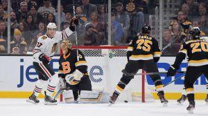 Bruins Wrap: Blackhawks Halt Boston's Comeback In 4-3 Overtime Victory
