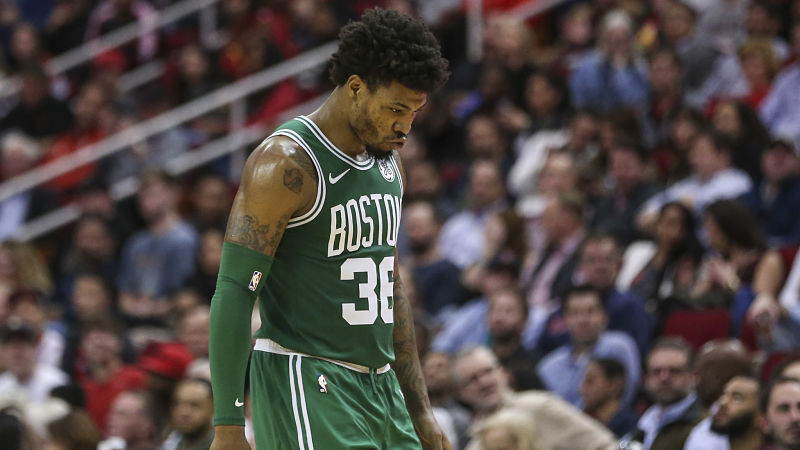 Celtics' Marcus Smart Gets Emotional Over Protests, George Floyd Death
