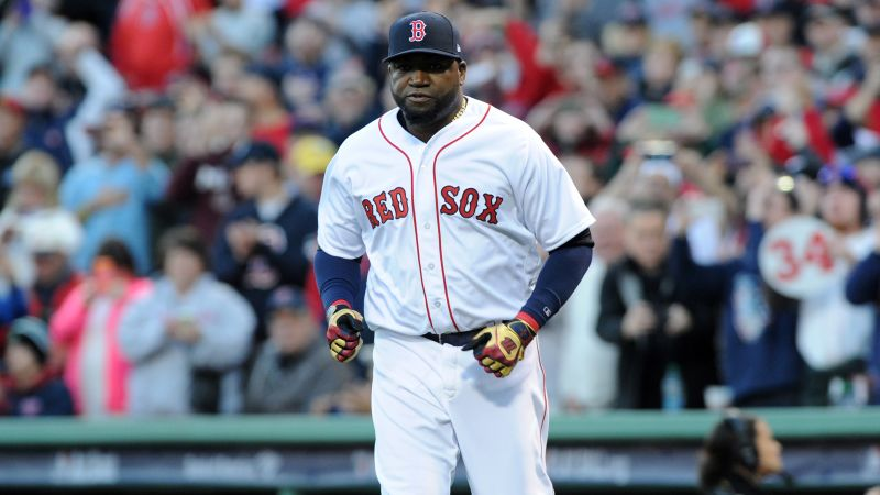 Red Sox Fans Will Love David Ortiz's Awesome Instagram With Manny Ramirez
