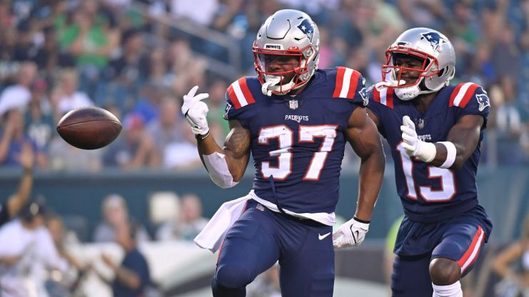 Count Damien Harris Among Those Who Think Highly Of Patriots RBs