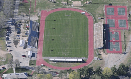 The Storm played their home games at Bowditch Field in Framingham.