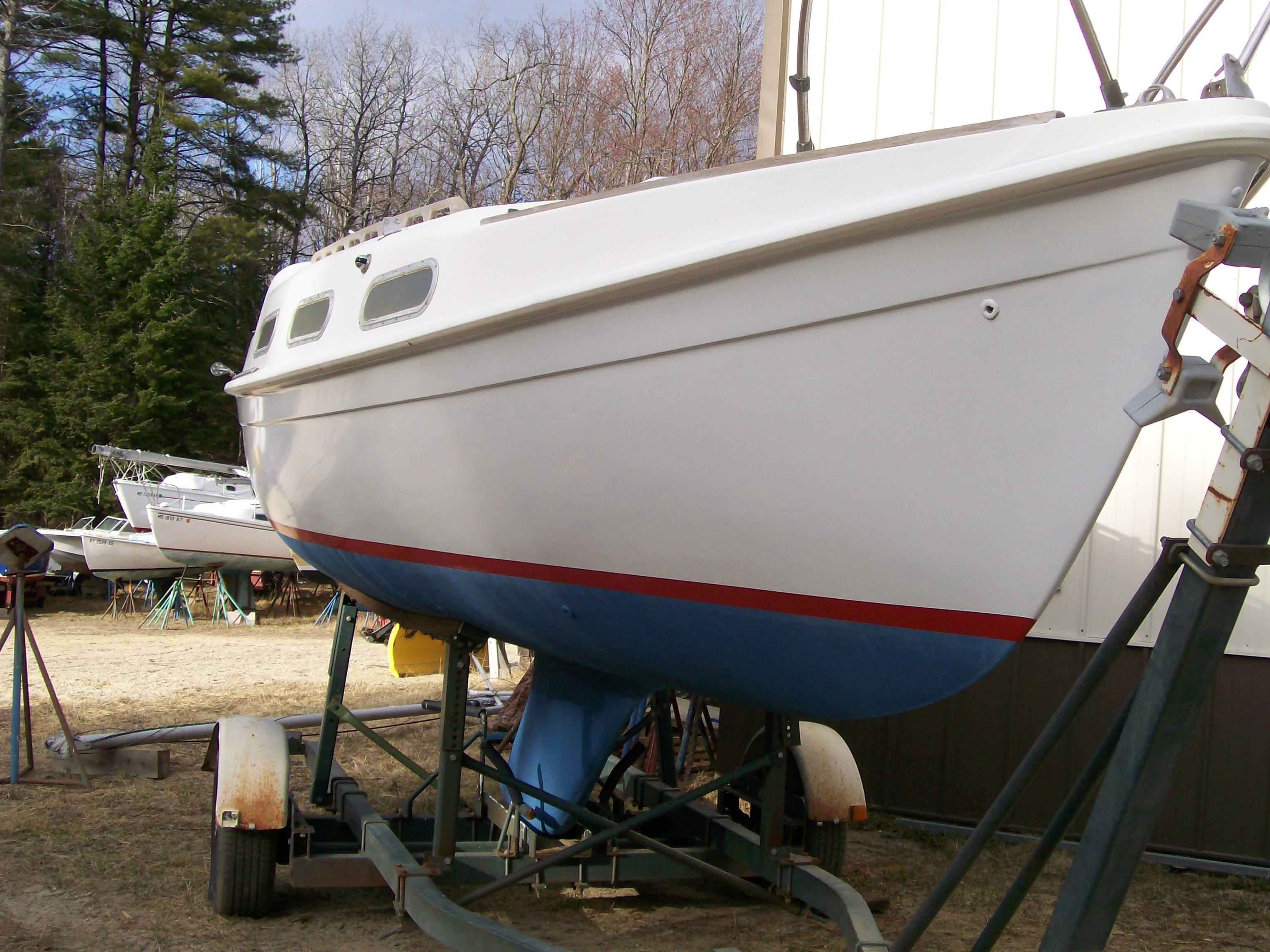 Tanzer 22 Northeast Sailboat Rescue Listings