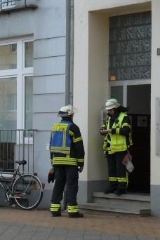 Einsatz in der Holtenauer Straße, Führungskräfte