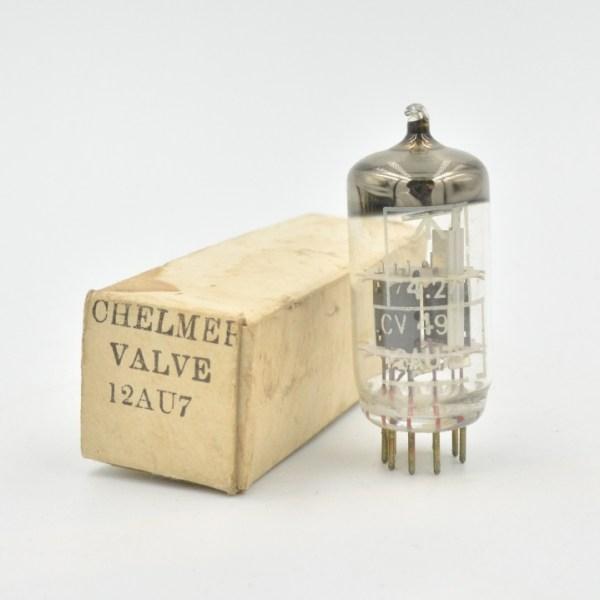 Chelmer 12AU7 Preamp Tube