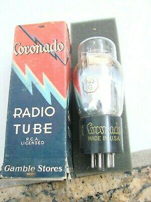 Coronado 1G5G Pentode Power Tube