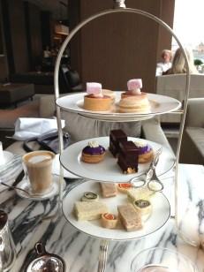 High Tea at Park Hyatt Sydney