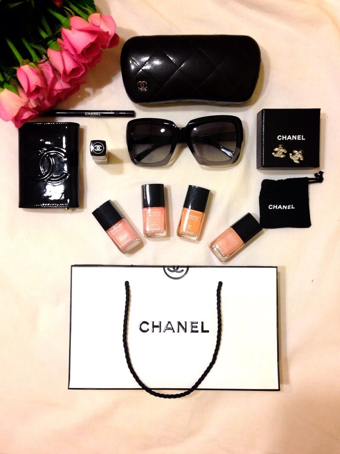 Ness's Chanel Collection