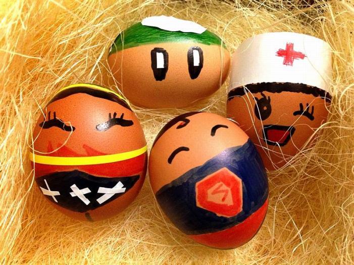 Easter Celebration 2013