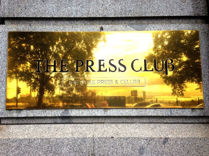 THE PRESS CLUB