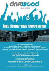 free studio time