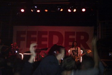feeder at the academy
