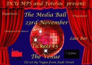 DCU Media Ball