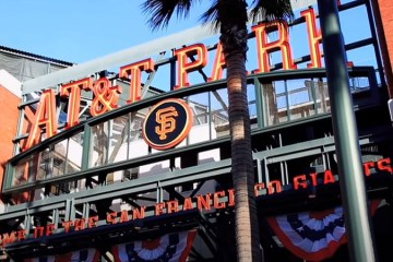 AT & T Park - Screenshot from Askon video
