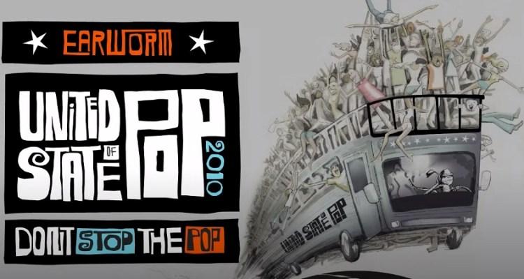DJ EARWORM - United State of Pop 2010 - Video Screenshot