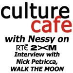 Culture Cafe Nick Walk The MOOn itunes