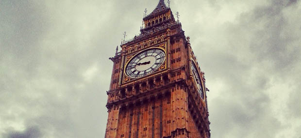 LondonEarBigBen