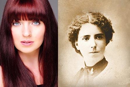 L-R Sharon Sexton, Kathleen Clarke - The London Ear