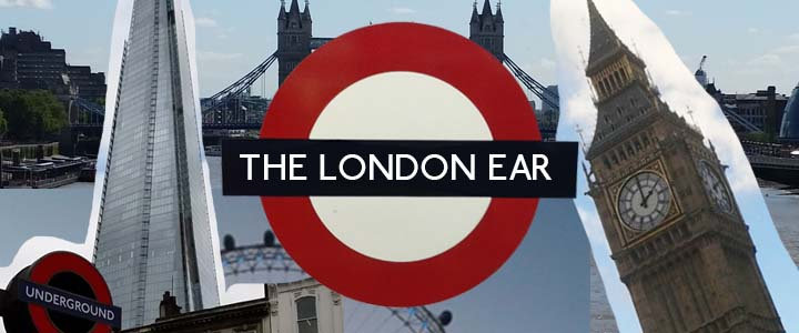 The London Ear on RTE 2XM nessymon