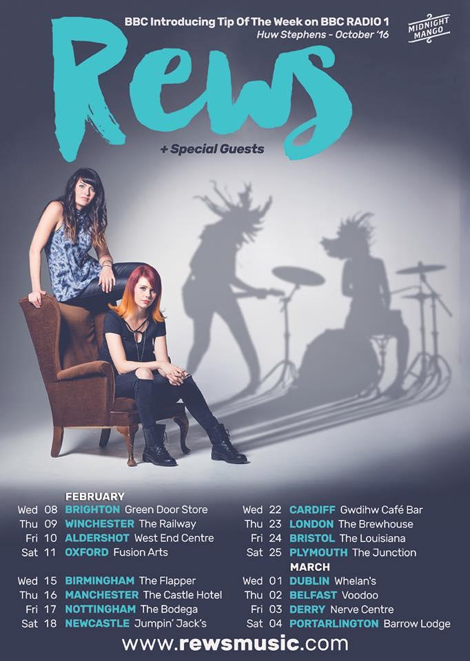 Rews on Tour