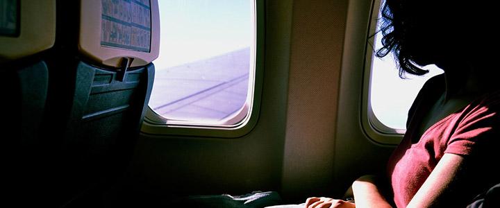 Travel Documents - airplane interior - nessymon