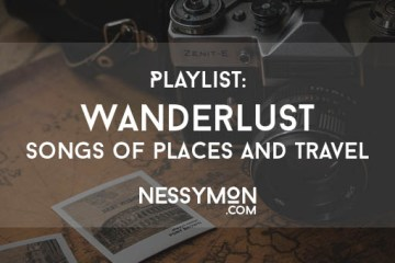 Wanderlust - Songs of Travel and Places