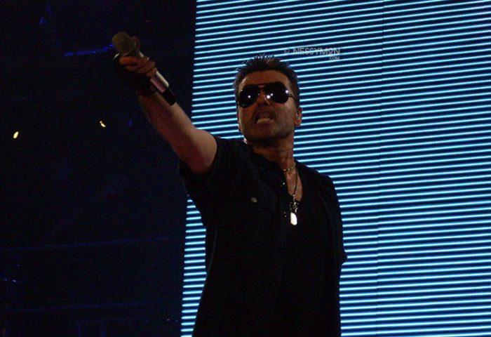 George Michael - 25 Live Tour - © nessymon.com