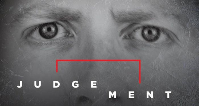 Judgement - Stephen Bradley