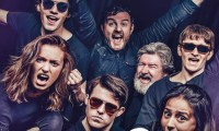 Cast of Chasing Bono at Soho Theatre