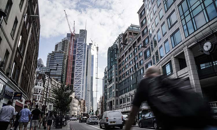London Street Scene - nessymon365