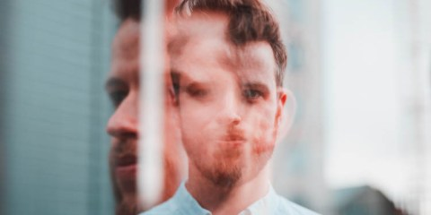 Owen Denvir promo shot - double exposure - feature Nessymon.com