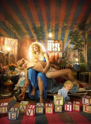 Courtney Love: Pieta (David LaChapelle 2006-2008)