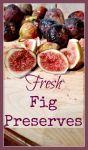 fresh fig preserves