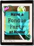 Fondue-Party