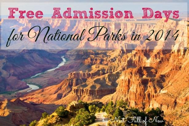 Free Admission Days