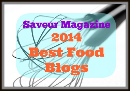 2014 Best Food Blogs