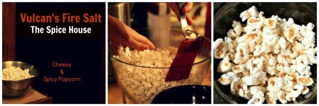 Vulcans Fire Salt Popcorn