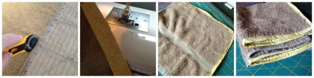 transform old towels