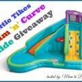 Little Tikes Slam Curve Slide Giveaway