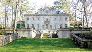 Hunger Games Swan House