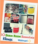 10 Dorm Room Essentials #KleenexStyle