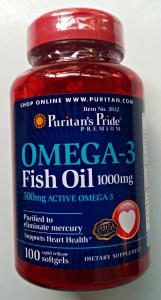 Puritans Pride Fish Oil
