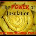 Lower Your Utility Bills Insulation