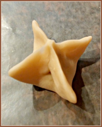 Chocolate Stars pinch
