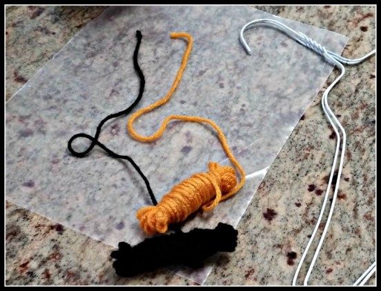 Covered Hangers - Yarn