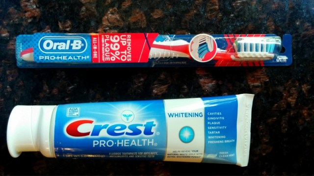 Crest Pro Health 3