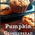 Pumpkin Gingerbread #PumpkinFest