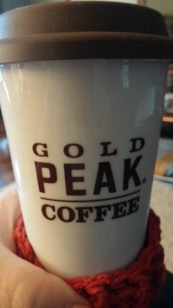 Gold Peak Coffee Mug